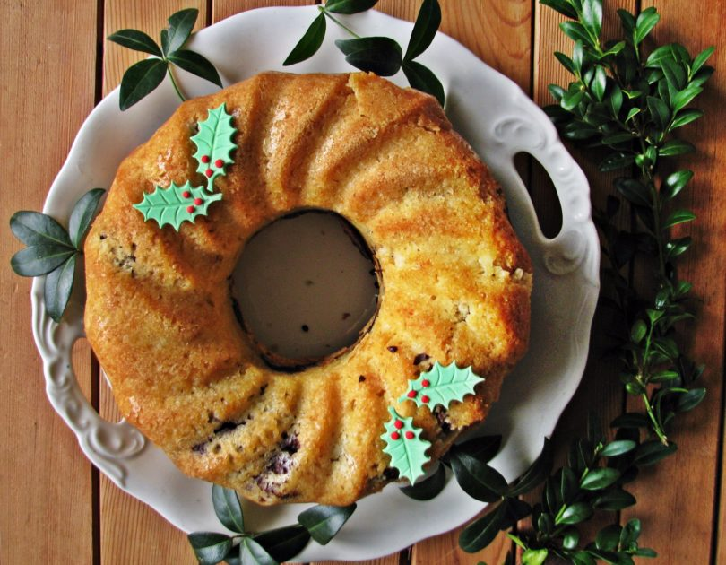 Babka majonezowa w sam raz na święta!