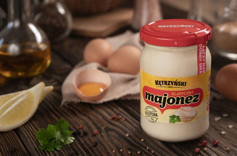 Nowa nazwa marki Kętrzyński. Sekret namingu w majonezie