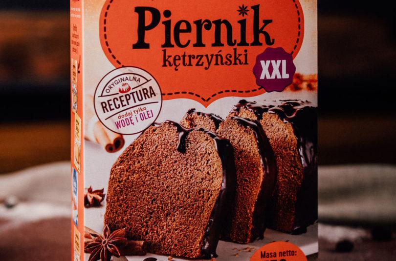 Przepis na Piernik Kętrzyński
